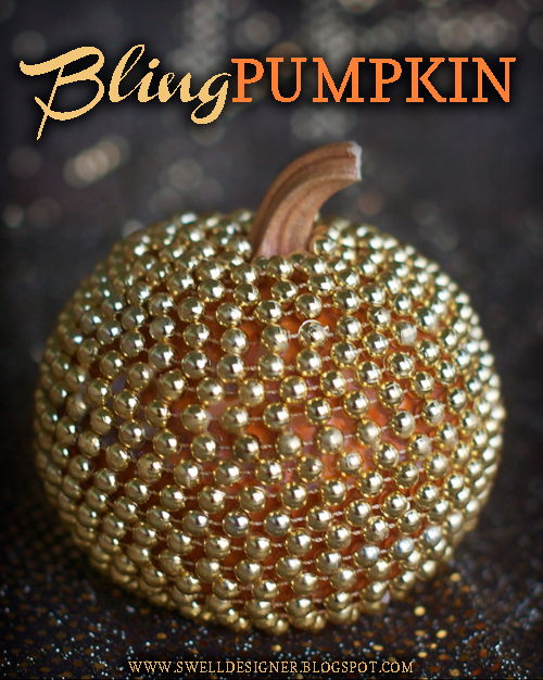 bling-pumpkin