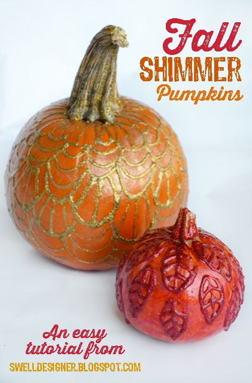 fall-shimmer-pumpkins