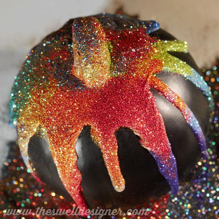glam-shot-glitter-drip-pumpkin