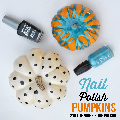 nail-polish-pumpkins