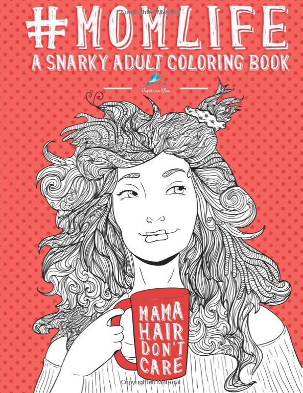 10 Funniest Adult Coloring Books