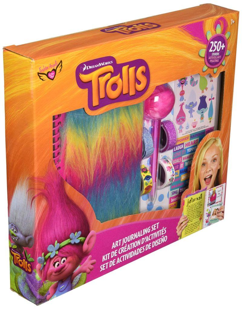23-trolls-art-journaling-set