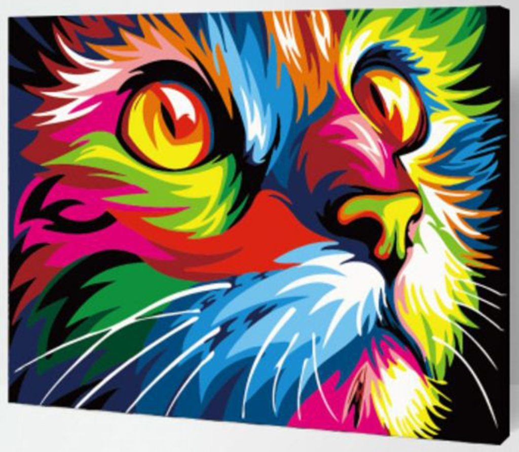 38-paint-by-numbers-cat-painting