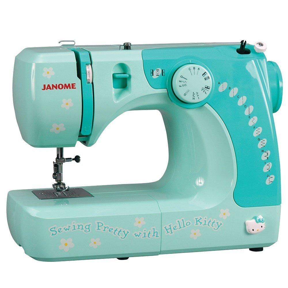 hello-kitty-sewing-machine
