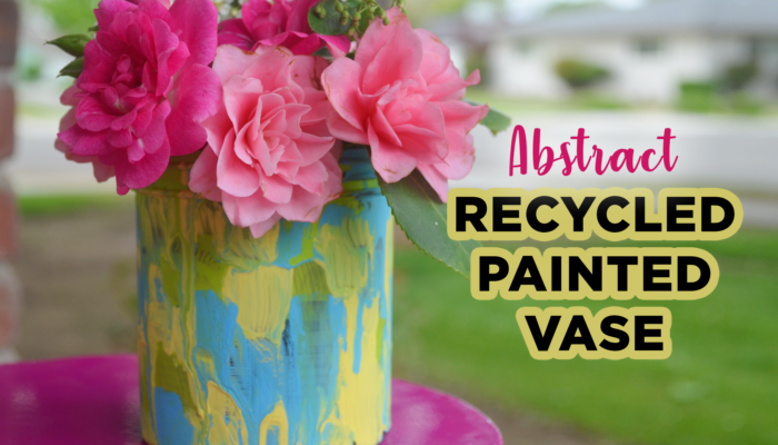abstract-recycled-painted-vase